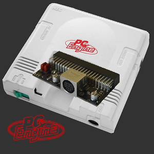 PC Engine RGB Adaptor